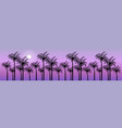 palm trees for your business vector image