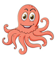 an octopus vector image vector image