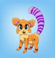 fantasy animal vector image