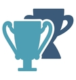 Trophy cups icon from Competition Success