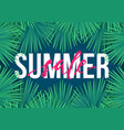 summer sale trendy modern colorful background vector image vector image