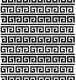 greek key typical egyptian assyrian and greek vector image vector image