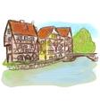 Strasbourg vector image vector image