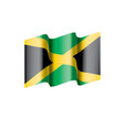 jamaica flag vector image