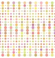 halftone seamless isolated vector image vector image