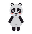 cute animal icon image vector image vector image
