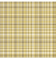 Checkered fabric tartan textile vintage vector image vector image