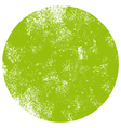 textured green dot vector image vector image