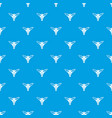 underpants string pattern seamless blue vector image vector image