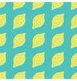 Seamless background with lemons Lemons repeating vector image vector image
