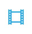 video colorful icon symbol premium quality vector image vector image