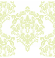 Damask Classic ornament pattern vector image vector image