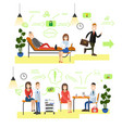 healthcare and medicine concept vector image