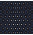pattern heraldic stars vector image