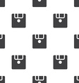 save seamless pattern vector image vector image