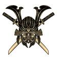 samurai 0015 vector image vector image
