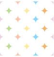 Seamless stars and sky seamless pattern