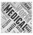 A Career In Medical Transcription Is It For You