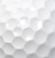 golf texture vector image vector image