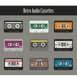 Audio cassette Flat tapes