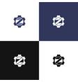 z logo auto vector image