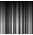 Abstract retro striped white and grey background vector image vector image