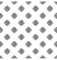 chip pattern seamless vector image vector image