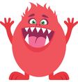 Monster Icon vector image vector image