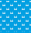 brassiere pattern seamless blue vector image vector image