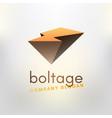 logo-boltage vector image