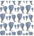 set image pattern destructive tornado vector image