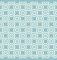 abstract background seamless mosaic of concentric vector image vector image