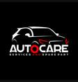 automotive auto care logo template