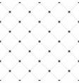 polka dotted texture with rhombus geometric vector image