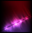 purple-red diagonal wave abstract equalizer vector image