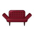 sofa icon image vector image vector image