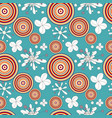 grunge colored graffiti seamless pattern vector image vector image
