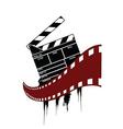 movies vector image vector image