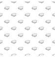 Stilt house pattern seamless