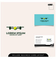logo design agriculture drone technology
