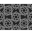 Pattern seamless abstract Geometric background vector image vector image