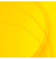 Yellow elegant business background vector image