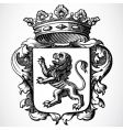 lion and crown
