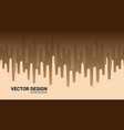 abstract vintage backgrounds with dynamic color vector image vector image