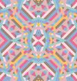 polygon gothic vector image