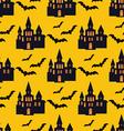 Halloween pattern28 vector image