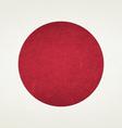 Grunge Flag Of Japan vector image