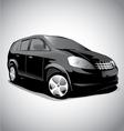 suv car vector image