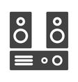 Audio System vector image