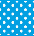 fresh apricot pattern seamless blue vector image vector image